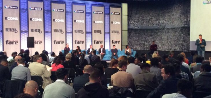 Senior Decision Makers In Sports Media Pledge To Do More To Increase Diversity In The Industry